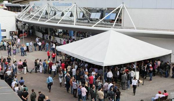 Feira Febratex 2018 Feira da industria textil Febratex Blumenau