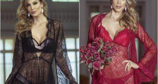 Ceci Piza Lingerie Moda Inverno 2018 Felinju Juruaia ACIJU