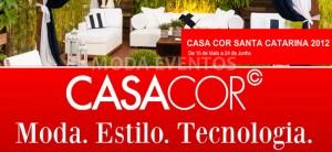 Casa Cor Santa Catarina 2012 em Florianópolis - Data + local + horário + ingressos + Special Sale
