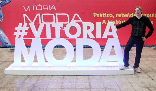 Fabio Juchen no Vitoria Moda - Foto Henrique Fonseca