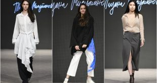 Tijana Milutinovic Vancouver Fashion Week SS19
