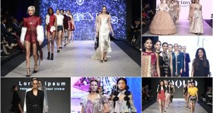 Vancouver Fashion Week SS19 Fashion Show 7