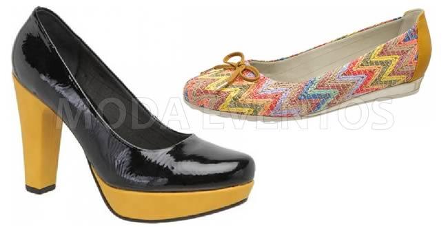 SICC 2012 Lançamentos - Coleção Verão 2013 Piccadilly calçados femininos