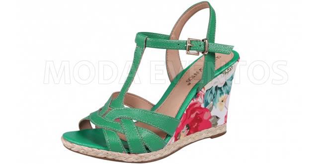 SICC 2012 Lançamentos - Coleção Verão 2013 Suzana Santos calçados femininos