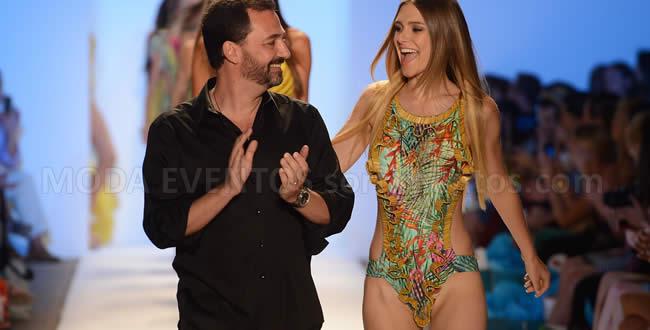 Cia.Marítima desfila coleção Verão 2013 na edição 2012 do Mercedes-Benz Fashion Week Swim Miami