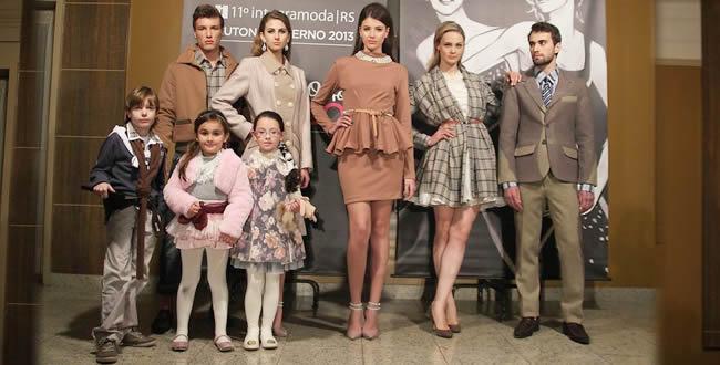 Integramoda RS apresentou as tendências para o Outono Inverno 2013