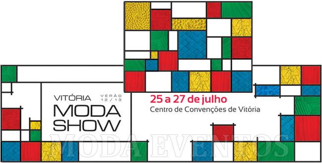Vitória Moda Show 2012 começa na quarta-feira, dia 25 de julho. Confira a programação do primeiro dia
