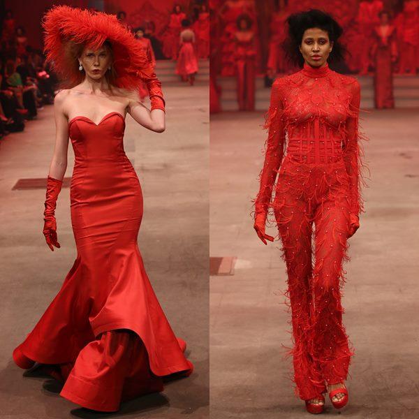 Hakan Akkaya Fall Winter Fashion Show 2020