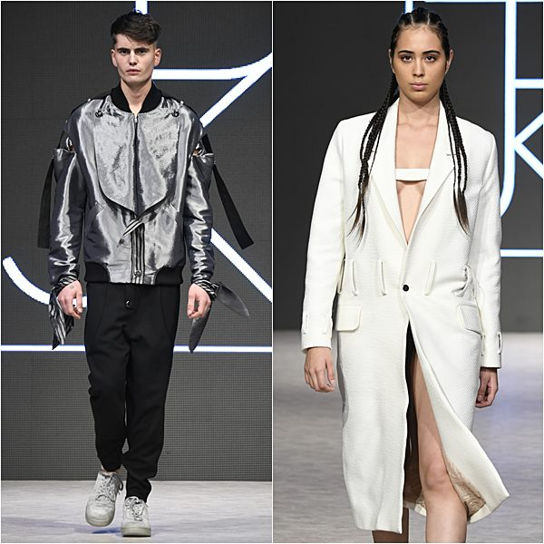 Jan-Philipp Kosfeld - JPK na Vancouver Fashion Week SS19