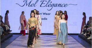 Mel Elegance FW19 Vancouver Fashion Week FW