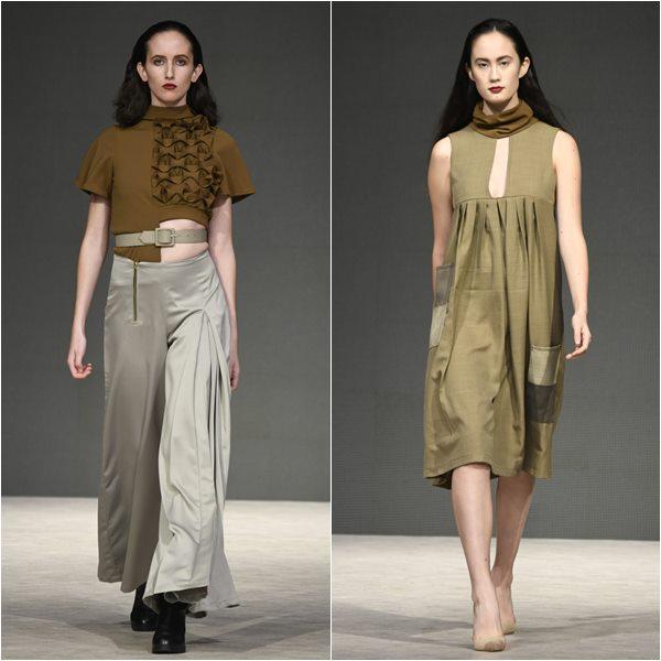 Melai Annang Vancouver Fashion Week SS19