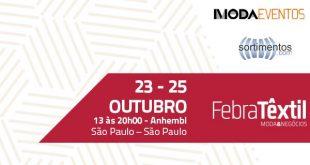 FebraTextil 2018 Feira Brasil Textil