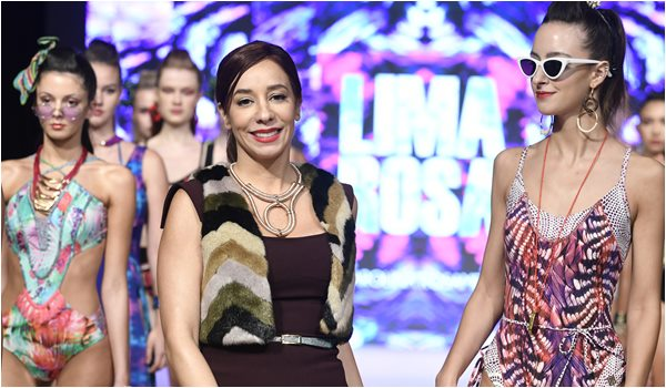 Lima Rosa Beachwear SS19 Vancouver Fashion Week