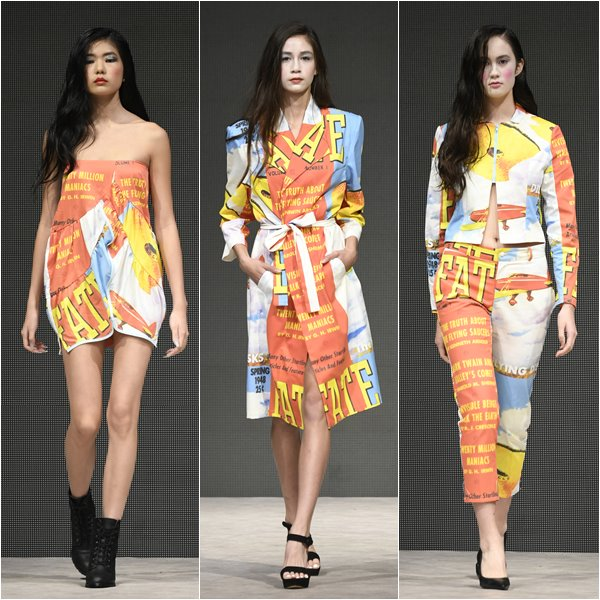 Mira Azhami Vancouver Fashion Week ss19