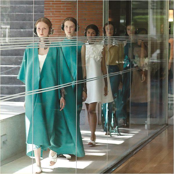 Pilar Dalbat MBFW Madrid - Madrid Fashion Week