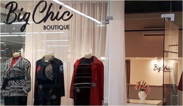 Big Chic Boutique Shopping Joao Pessoa em Porto Alegre