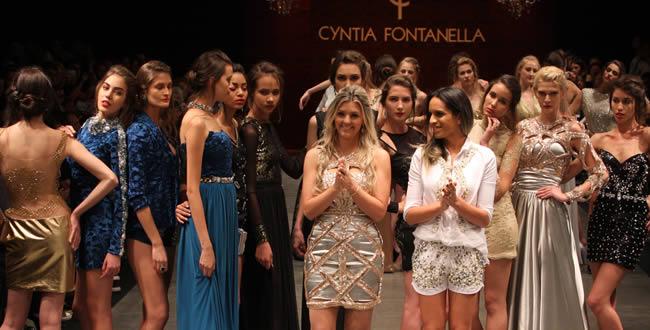 Cyntia Fontanella - Fotos Desfile - Paraná Business Collection - Moda Outono Inverno 2013