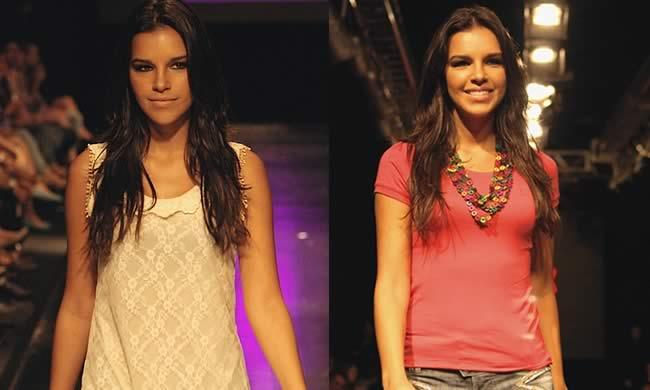 Atriz Mariana Rios desfilará para a Lez a Lez no Donna Fashion DC Iguatemi Inverno 2013