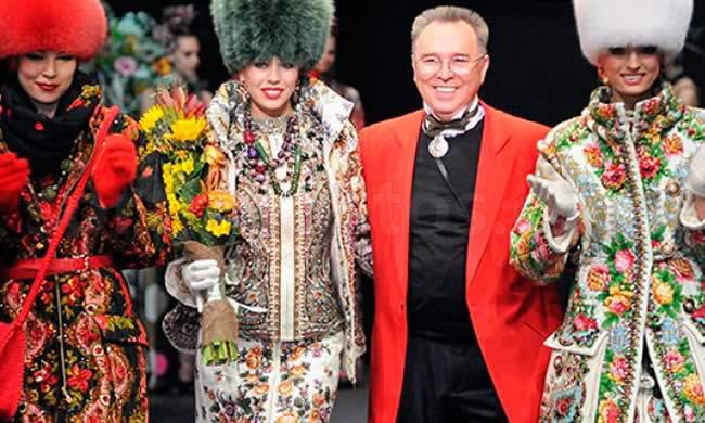 Mercedes-Benz Fashion Week Rússia edição Outono 2013 / 2014