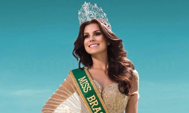 Miss Brasil 2012 Gabriela Markus desfilará para Samuel Cirnansck no São Paulo Fashion Week Verão 2014