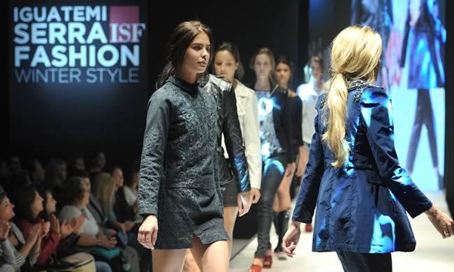 5a9364e99c Desfile da Colcci moda Inverno 2013 no Iguatemi Serra Fashion