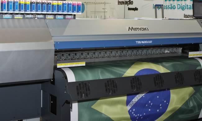 Tecnotêxtil Brasil 2013 - Mercado têxtil recebeu impacto positivo com o ingresso da classe média