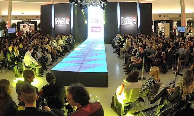 Iguatemi Serra Fashion Inverno 2013 - Segundo dia terá desfiles da Lilica & Tigor, Hering e Made Here Show