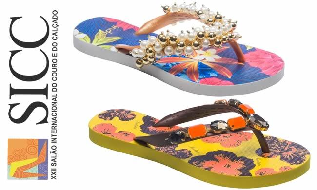 Indaiá Calçados no SICC 2013 - Coleção Moda Verão 2014