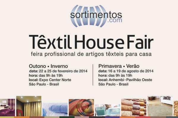Textil House Fair Inverno 2014 Textil House Fair
