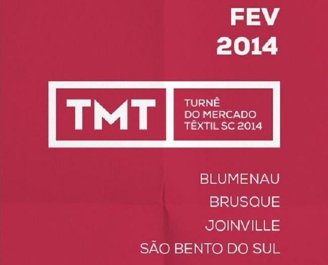 Blumenews - Turne do Mercado Textil
