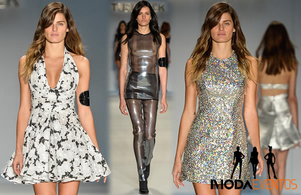 Desfile Tufi Duek Verao 2015 Sao Paulo Fashion Week 001
