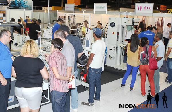 Agreste TEX 2014 – Feira gerou volume de negócios de R$ 218 milhões e recebeu 11.100 visitantes