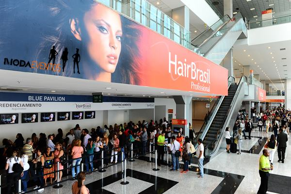 Hair Brasil 2014 Moda Eventos Hair Brasil 2014