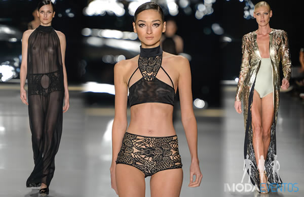Desfile Adriana Degreas Verao 2015 Sao Paulo Fashion Week 00