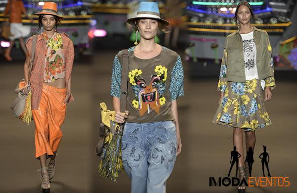 Desfile Espaco Fashion Verao 2015 no Fashion Rio 2014 00