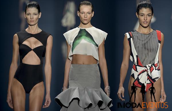 Desfile Filhas de Gaia moda verao 2015 no Fashion Rio 2014 00