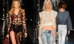 Desfile Lilly Sarti Verao 2015 Sao Paulo Fashion Week 00