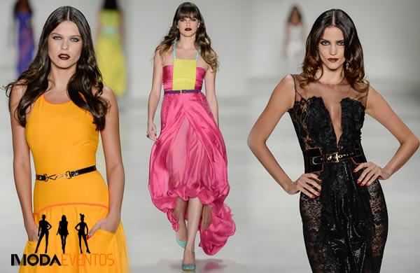 Desfile Samuel Cirnansck 2015 Sao Paulo Fashion Week 00