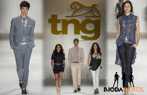 Desfile TNG moda verao 2015 no Fashion Rio 2014 10