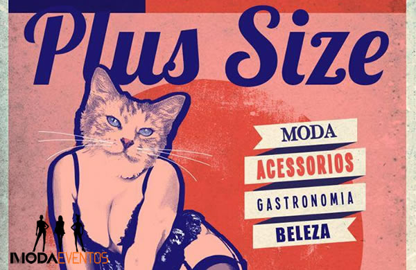 Bazar POP Plus Size Moda Eventos Moda Plus Size