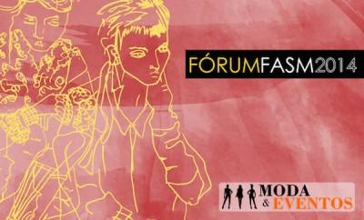 Forum de Moda da FASM 2014 Moda Eventos