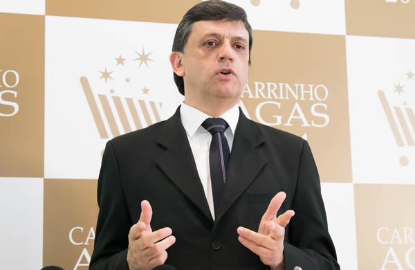 Antonio Cesa Longo Presidente Agas Eventos
