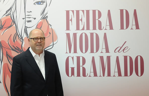 Claudio Goerl Cia das Feiras feira da Moda de Gramado - Foto Edson Pelence 2015