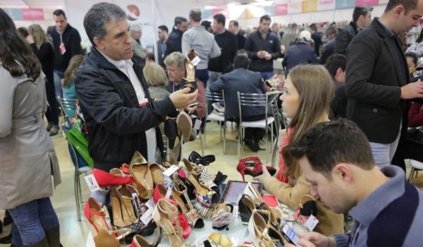 SICC - Salão Internacional do Couro e do Calçado por Dinarci Borges