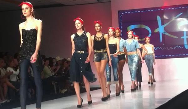 Vitoria Moda 2015 Desfile PK Jeans Premium