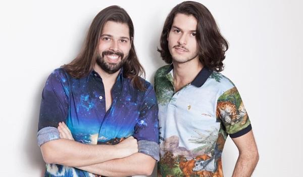 The Paradise nova marca dos estilistas Thomaz Azulay e Patrick Doering apresenta preview de coleção