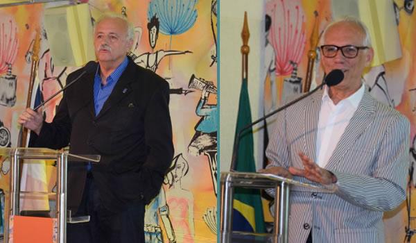 Vitoria Moda 2016 Benildo Denadai e Jose Carlos Bergamin