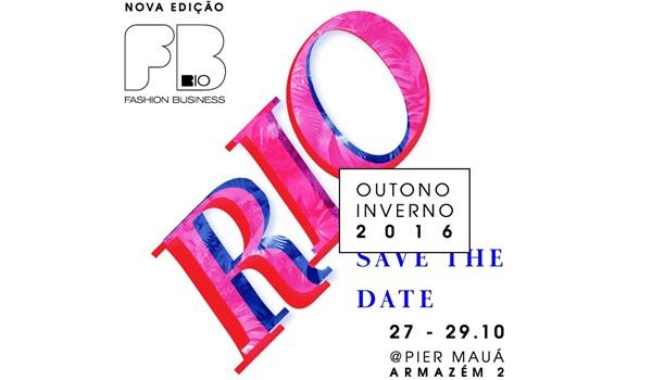 Fashion Business Rio apresenta Coleções Outono/Inverno 2016