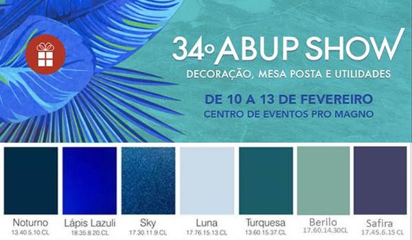 Comite Brasileiro de Cores Abup Show 2017