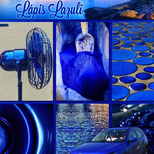 Comite Brasileiro de Cores Lapis Lazuli